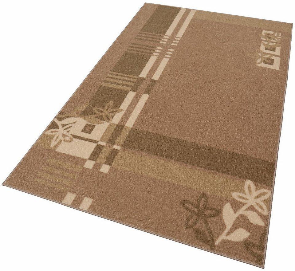 teppich ole theko rechteckig h he 6 mm kaufen otto. Black Bedroom Furniture Sets. Home Design Ideas