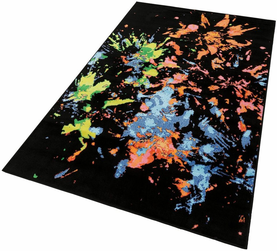 Teppich, Oriental Weavers, »Lotta«, gewebt in schwarz