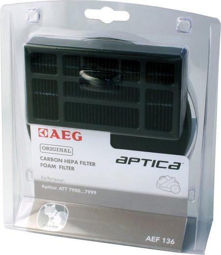 AEG HEPA-Filter AEF 136, Zubehör für AEG Aptica und Vampyr T10E