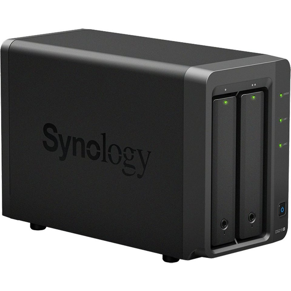 Synology NAS »DS215+ 2Bay NAS«