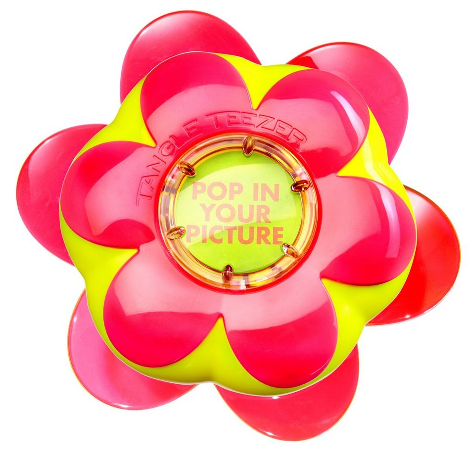 Tangle Teezer, »Magic Flowerpot«, Haarbürste zum Entknoten der Haare in Princess Pink