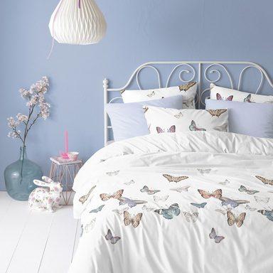 bettw sche cinderella fontanys mit schmetterlingen online kaufen otto. Black Bedroom Furniture Sets. Home Design Ideas