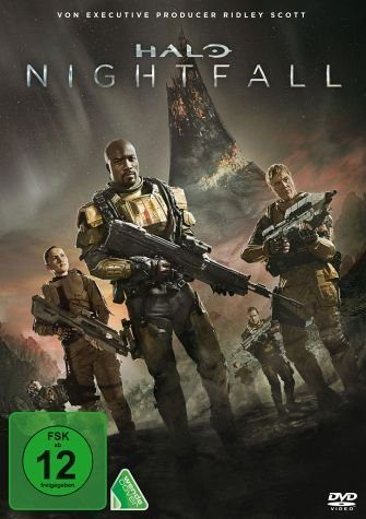 DVD »Halo: Nightfall«