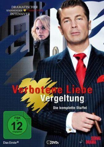 DVD »Verbotene Liebe - Vergeltung: Die komplette...«