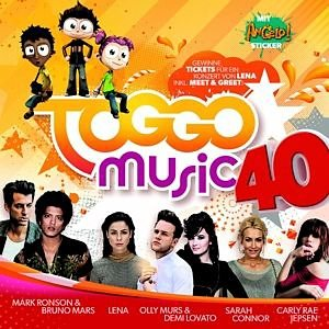 Audio CD »Various: Toggo Music 40«