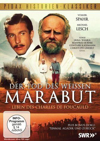 DVD »Der Tod des weißen Marabut«