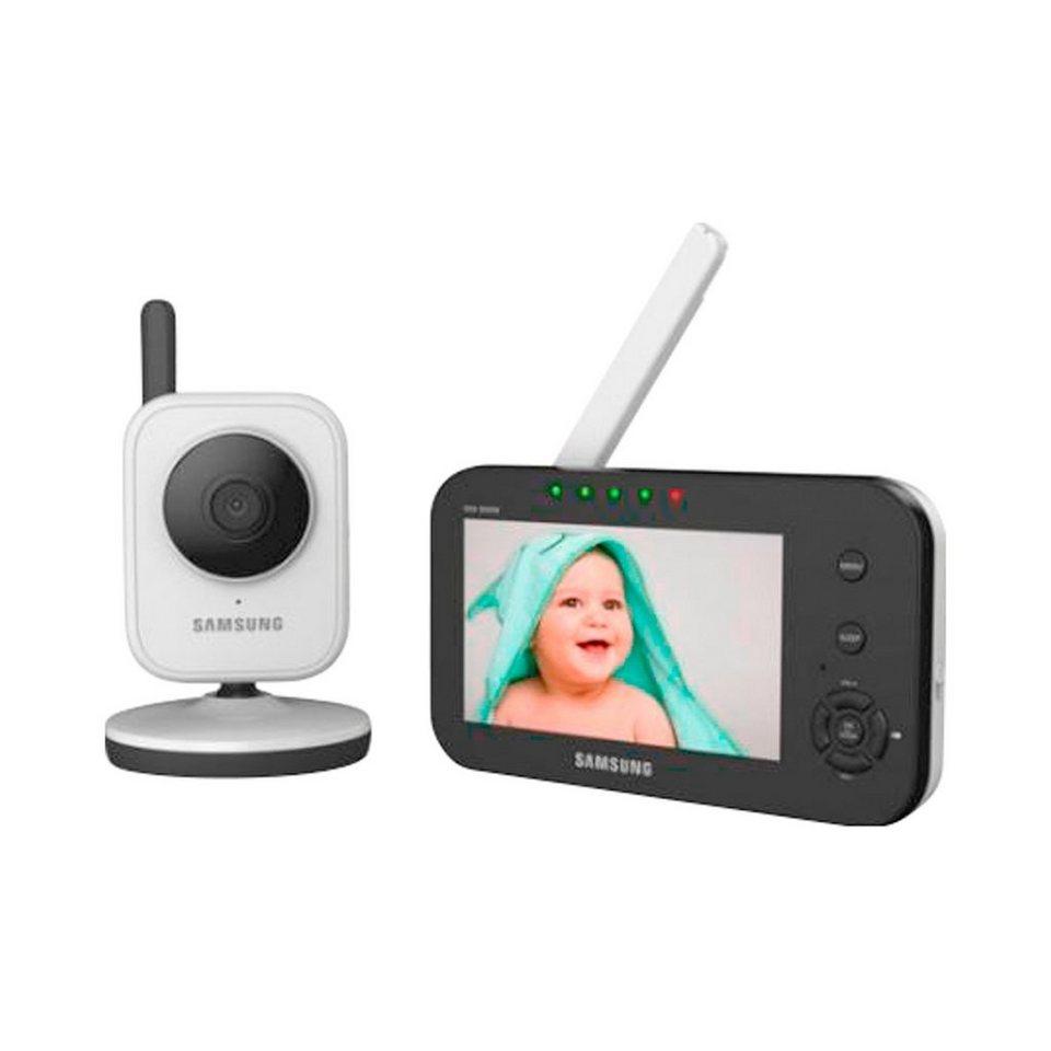 samsung babyphone mit kamera und nachtsicht funktion sew. Black Bedroom Furniture Sets. Home Design Ideas