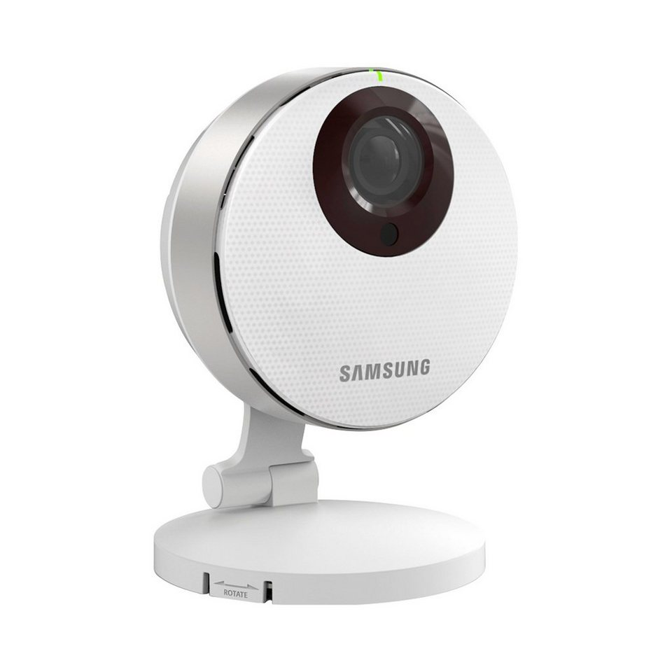 Samsung Smart Home HD PRO Kamera SNH-P6410BN in weiß