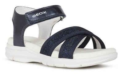 Geox Kids »Sandal Sukie Girl« Sandale mit Geox Spezial Membran