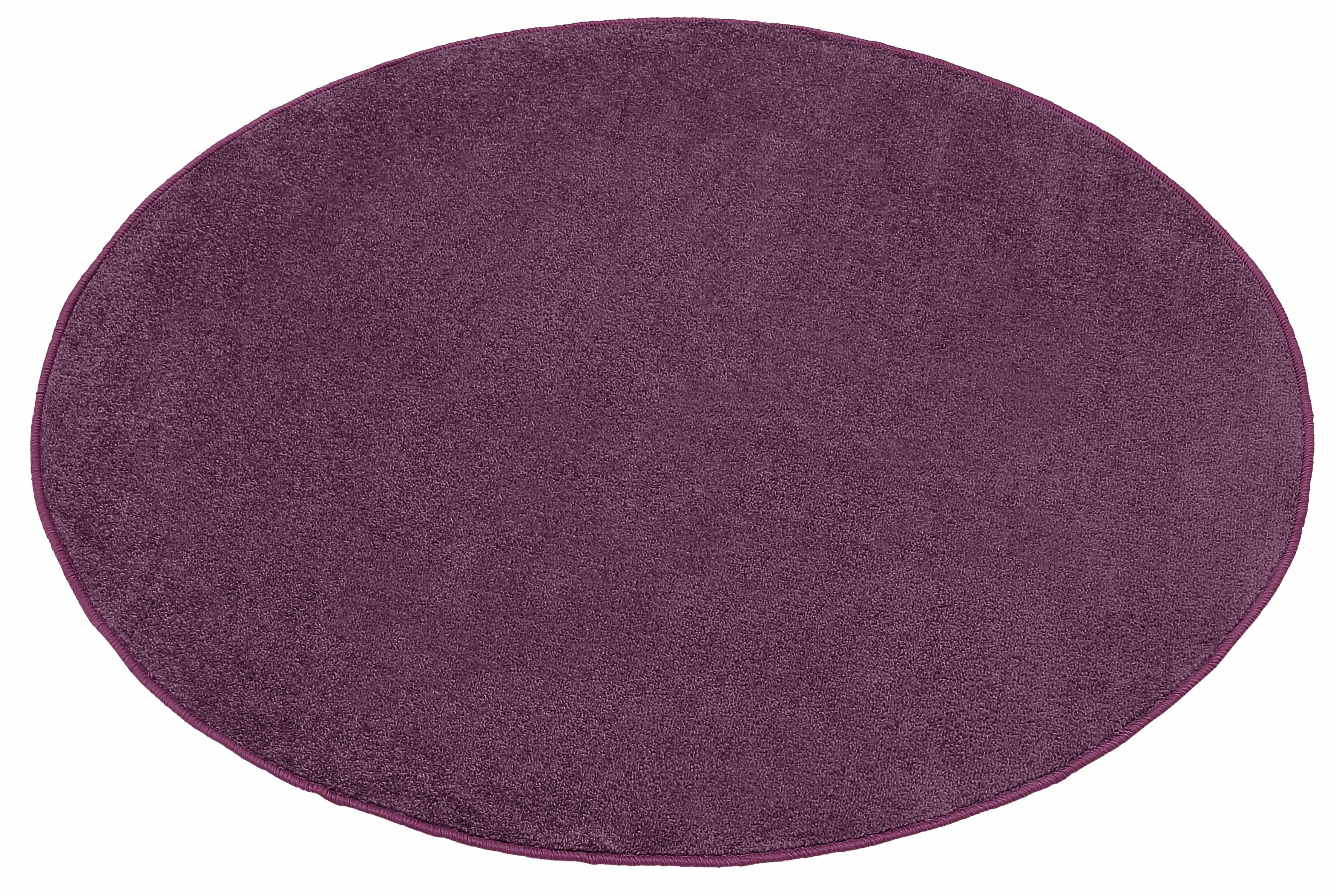 Teppich »Shashi«, , rund, Höhe 8,5 mm