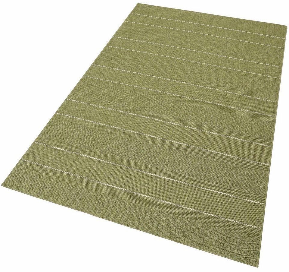 teppich f rth hanse home rechteckig h he 8 mm in und outdoor geeignet sisal optik online
