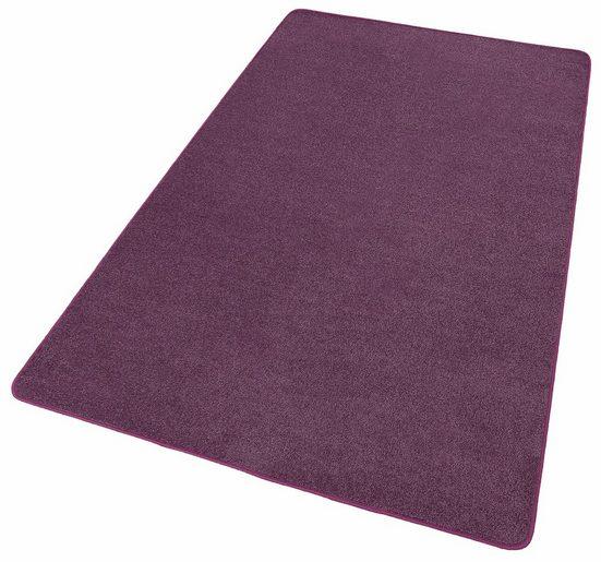 Teppich »Shashi«, HANSE Home, rechteckig, Höhe 8,5 mm, ringsum gekettelt