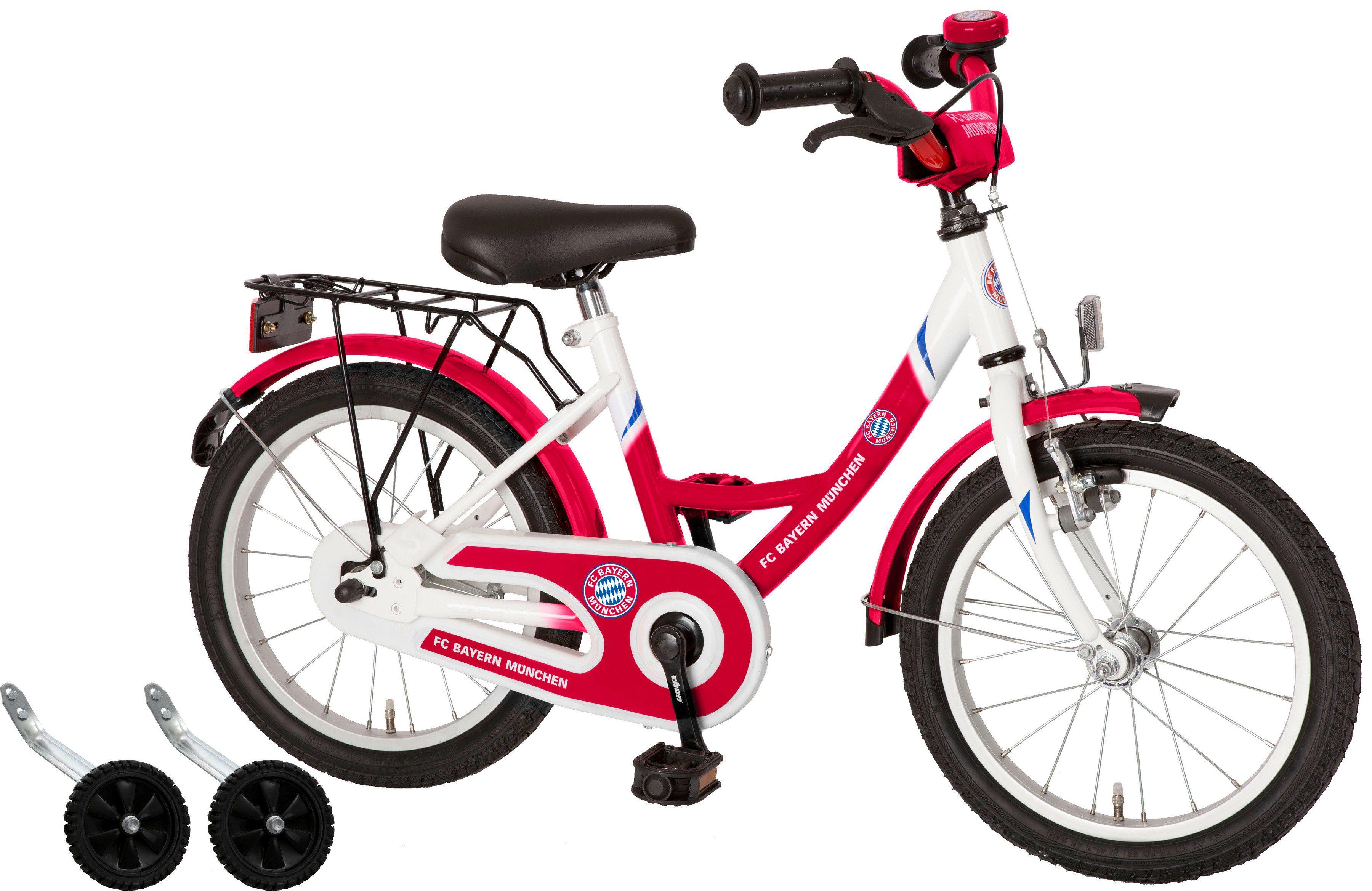 Cycles4Kids Kinderfahrrad »Bayern München, 40,64 cm (16 Zoll)«