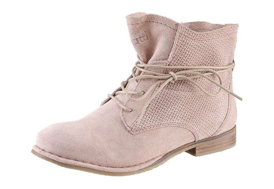 Bugatti Sommerboots in rose