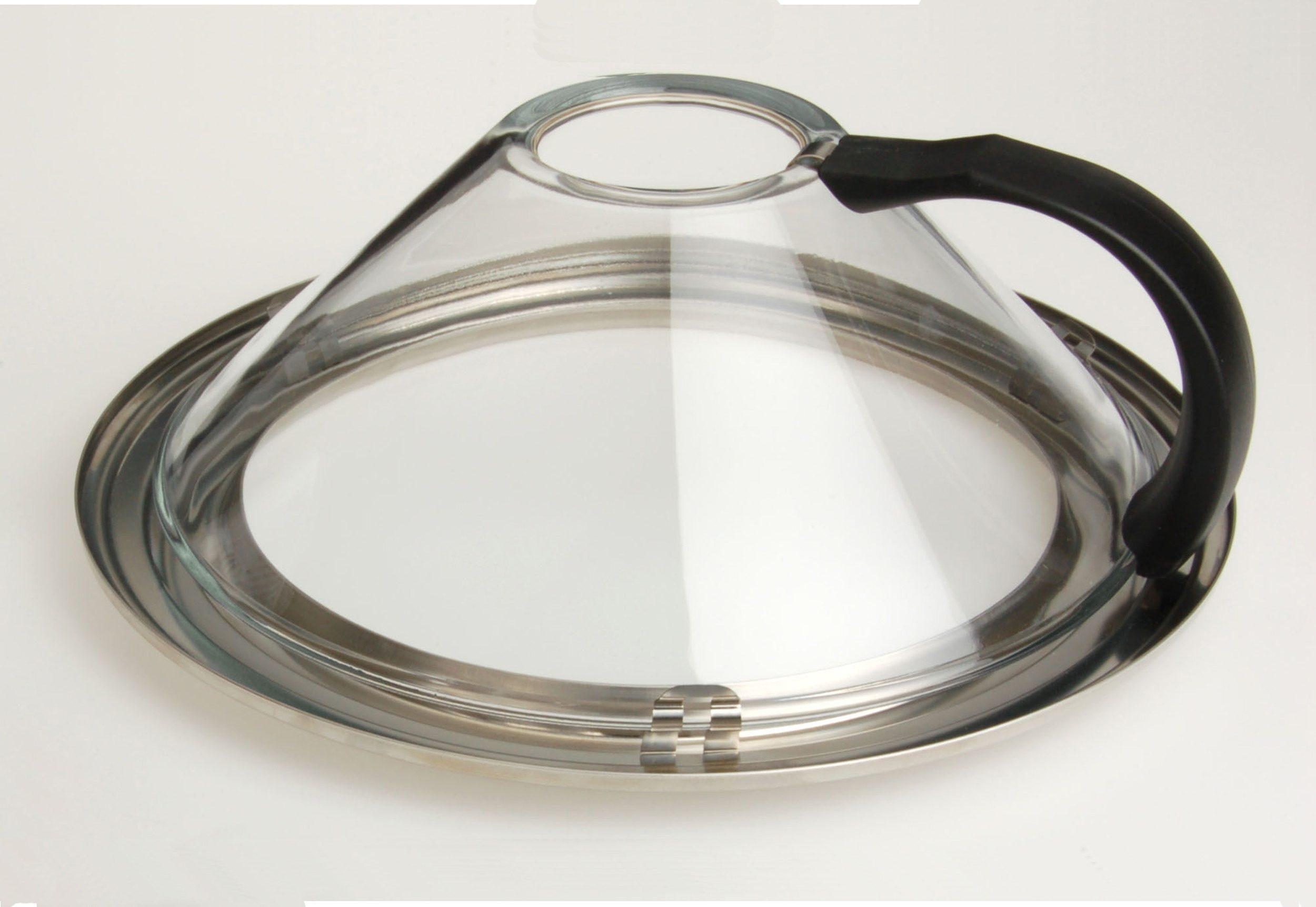 Genius® Brathaube, Glas