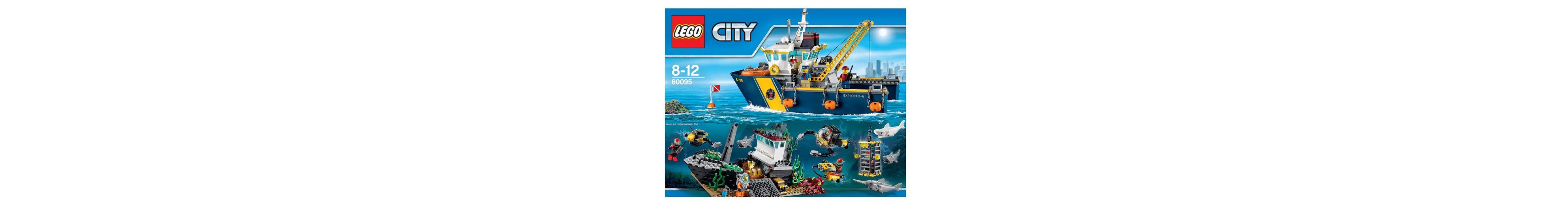 LEGO® Expeditionsschiff (60095), »LEGO® City«