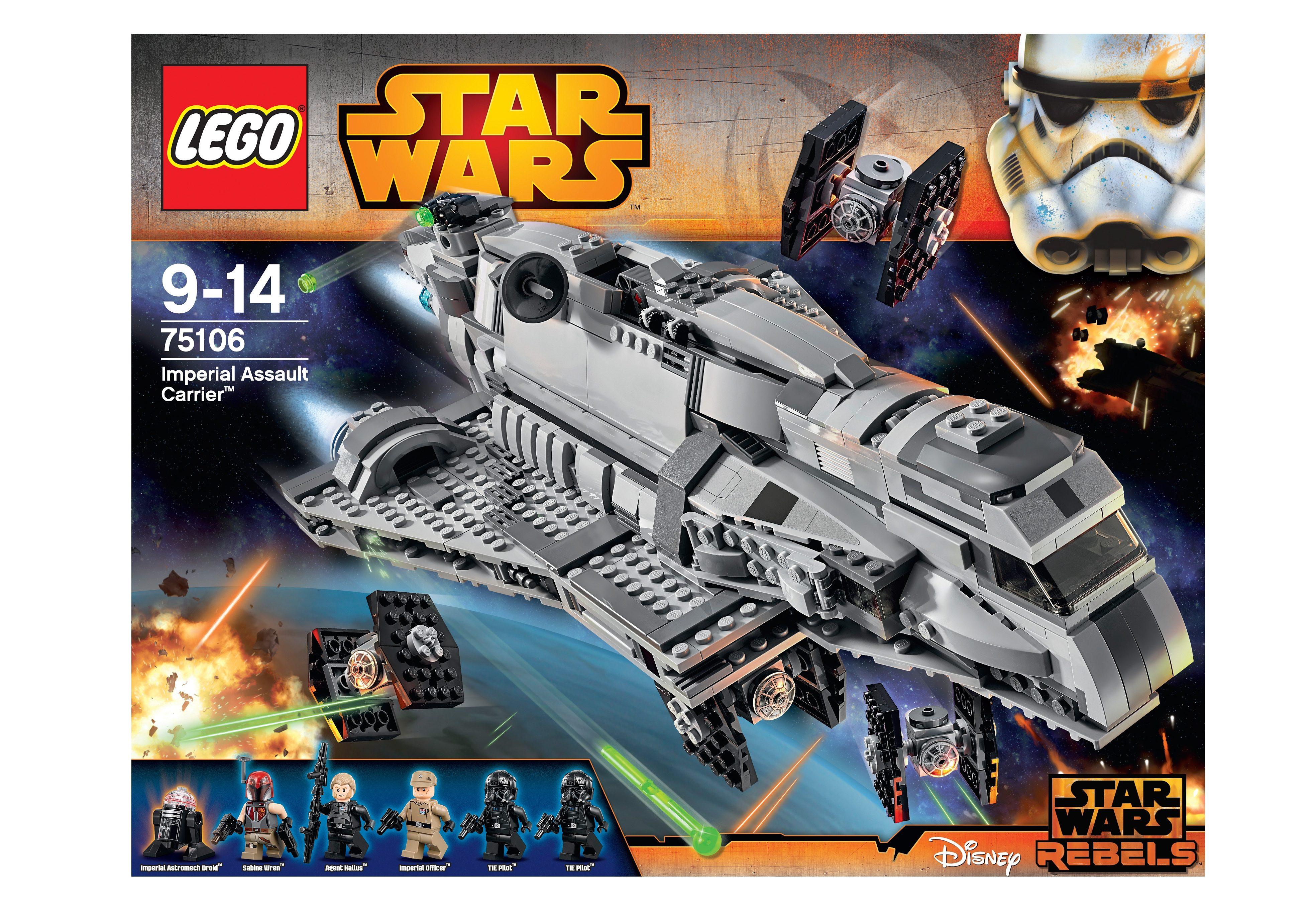 LEGO® Imperial Carrier (75106), »LEGO® Star Wars™«