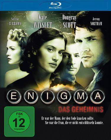 Blu-ray »Enigma - Das Geheimnis«