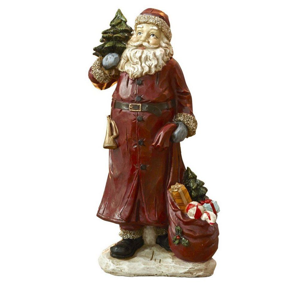 Loberon Weihnachtsmann »Ruprecht« in rot