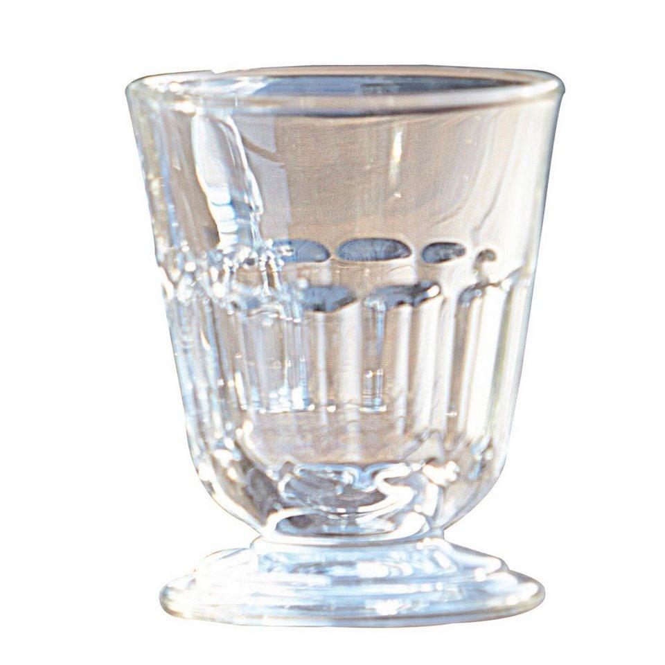 Loberon Wassergläser 6er-Set »Pouce« in klar