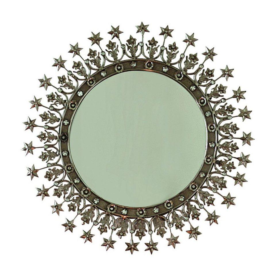 Loberon Spiegel »Michaud« in antiksilber