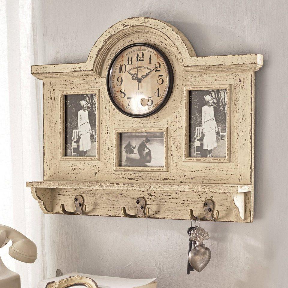 Loberon Uhr »Gwendolyn« in creme