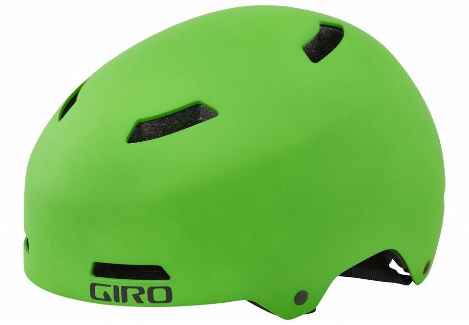 Giro Fahrradhelm »Quarter Helm« in grün