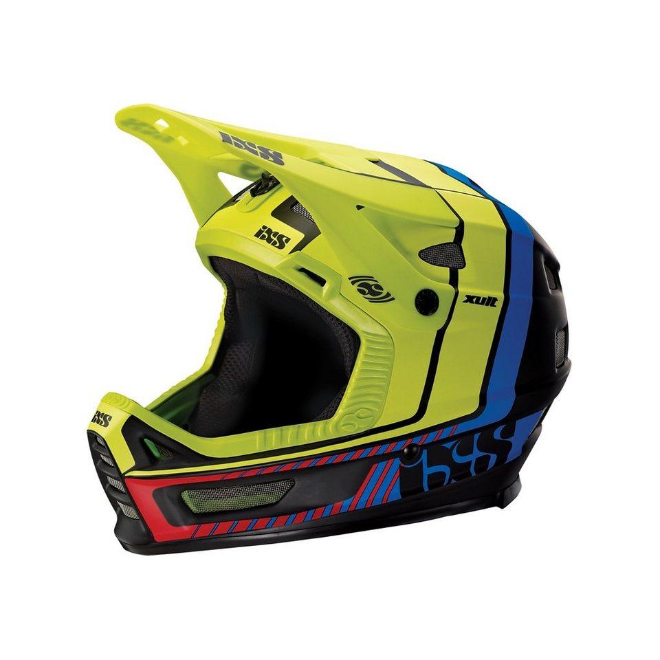 IXS Fahrradhelm »Xult Fullface Helmet« in gelb