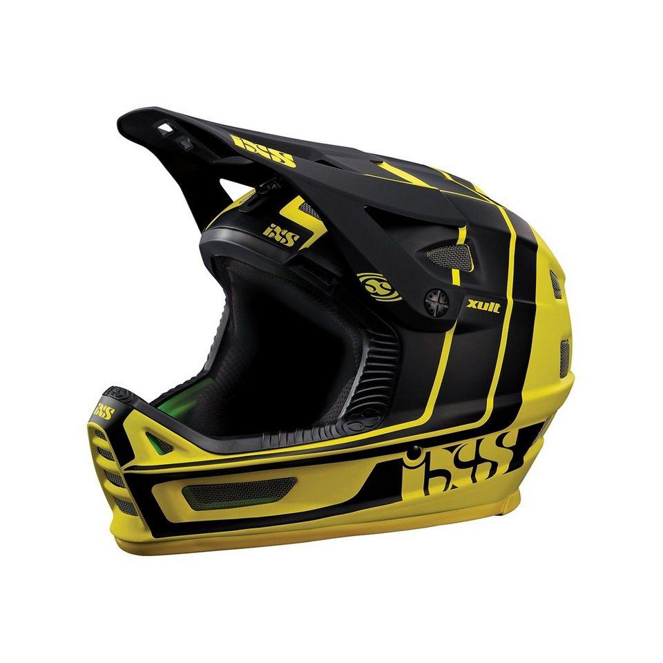IXS Fahrradhelm »Xult Fullface Helmet« in schwarz