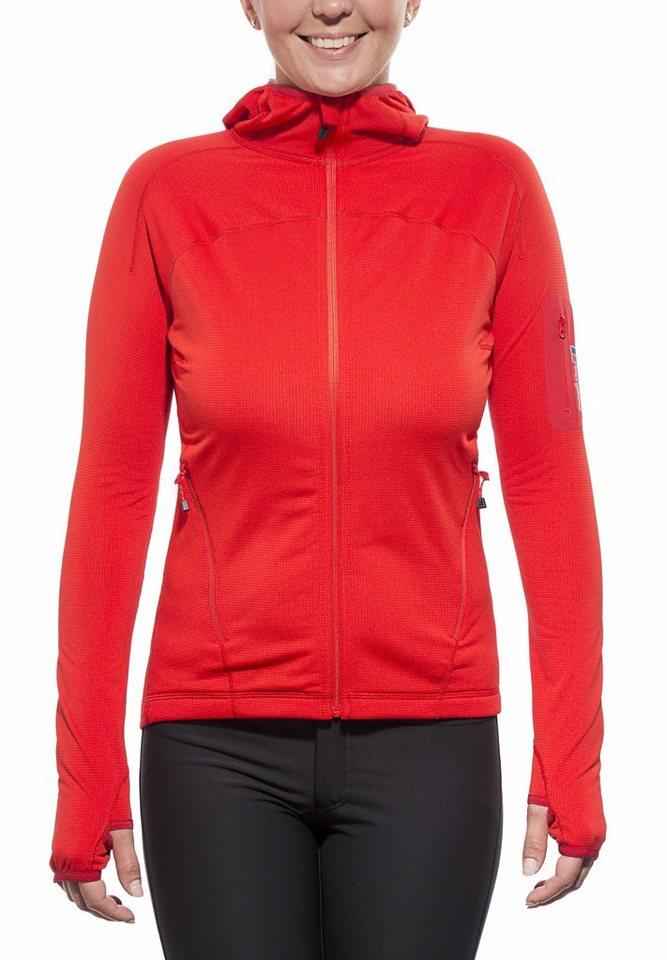 Berghaus Outdoorjacke »Pravitale Light Jacket Women« in rot