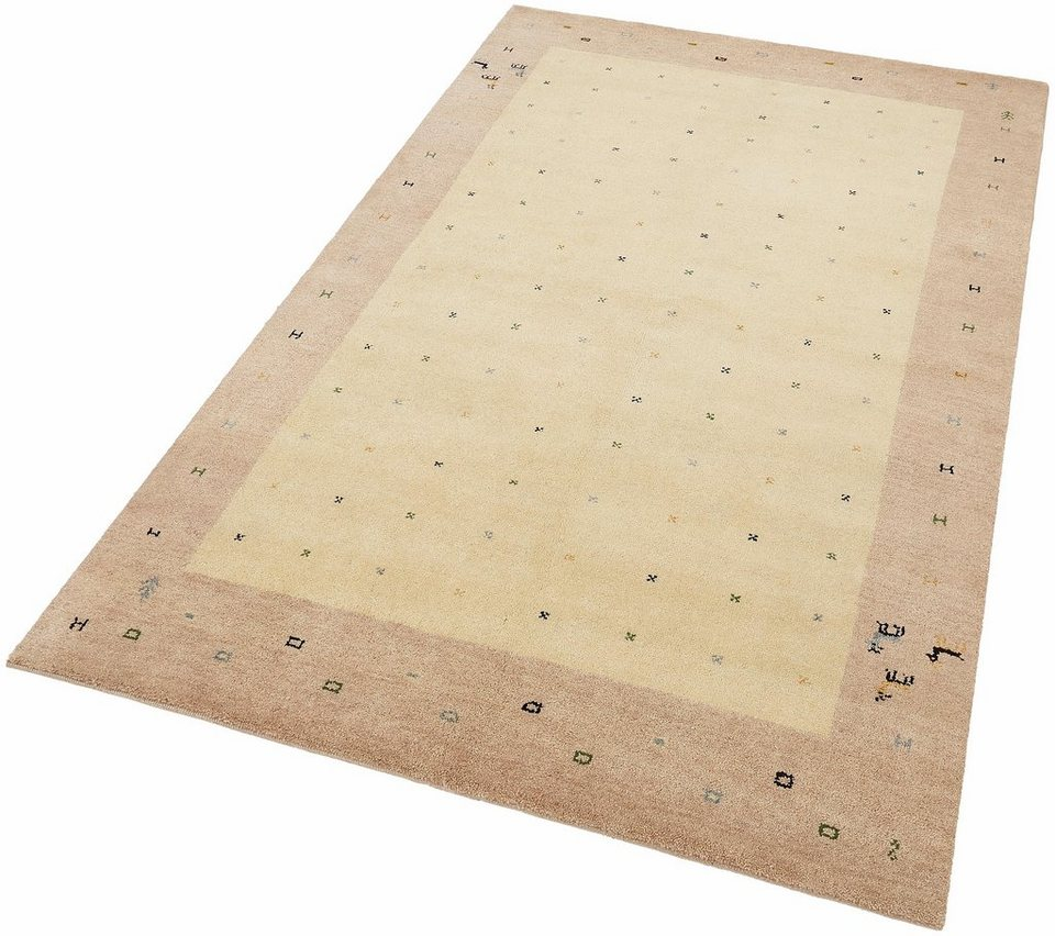 teppich indo gabbeh daria parwis rechteckig h he 20 mm 54 000 knoten m 4kg m wolle. Black Bedroom Furniture Sets. Home Design Ideas