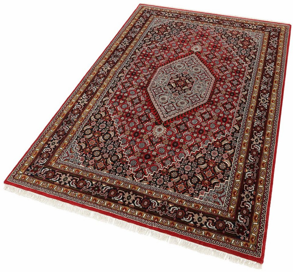 orient teppich parwis mohammadi bidjar 139 000 knoten m handgekn pft wolle unikat. Black Bedroom Furniture Sets. Home Design Ideas