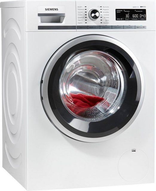 Siemens iQ700 WM16W540 Waschmaschine