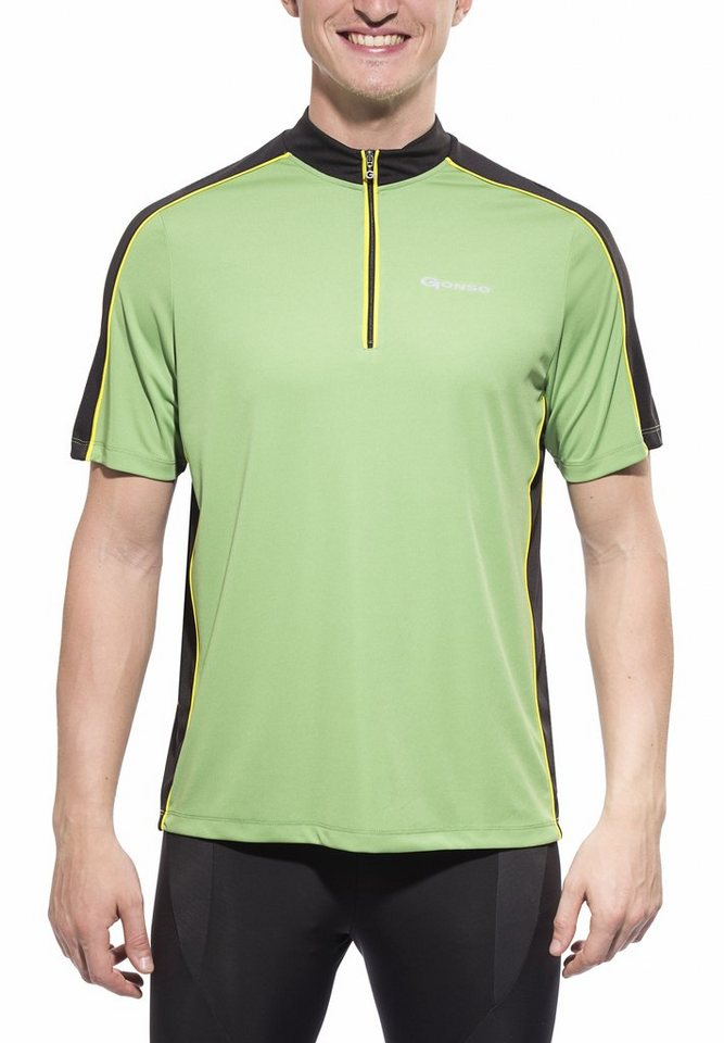 Gonso Radtrikot »Moro Bike-Shirt Herren« in grün