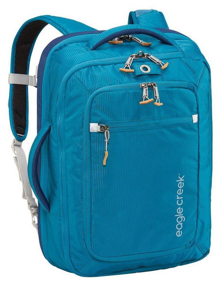 Eagle Creek Sport- und Freizeittasche »Straight Up Business Brief RFID« in blau