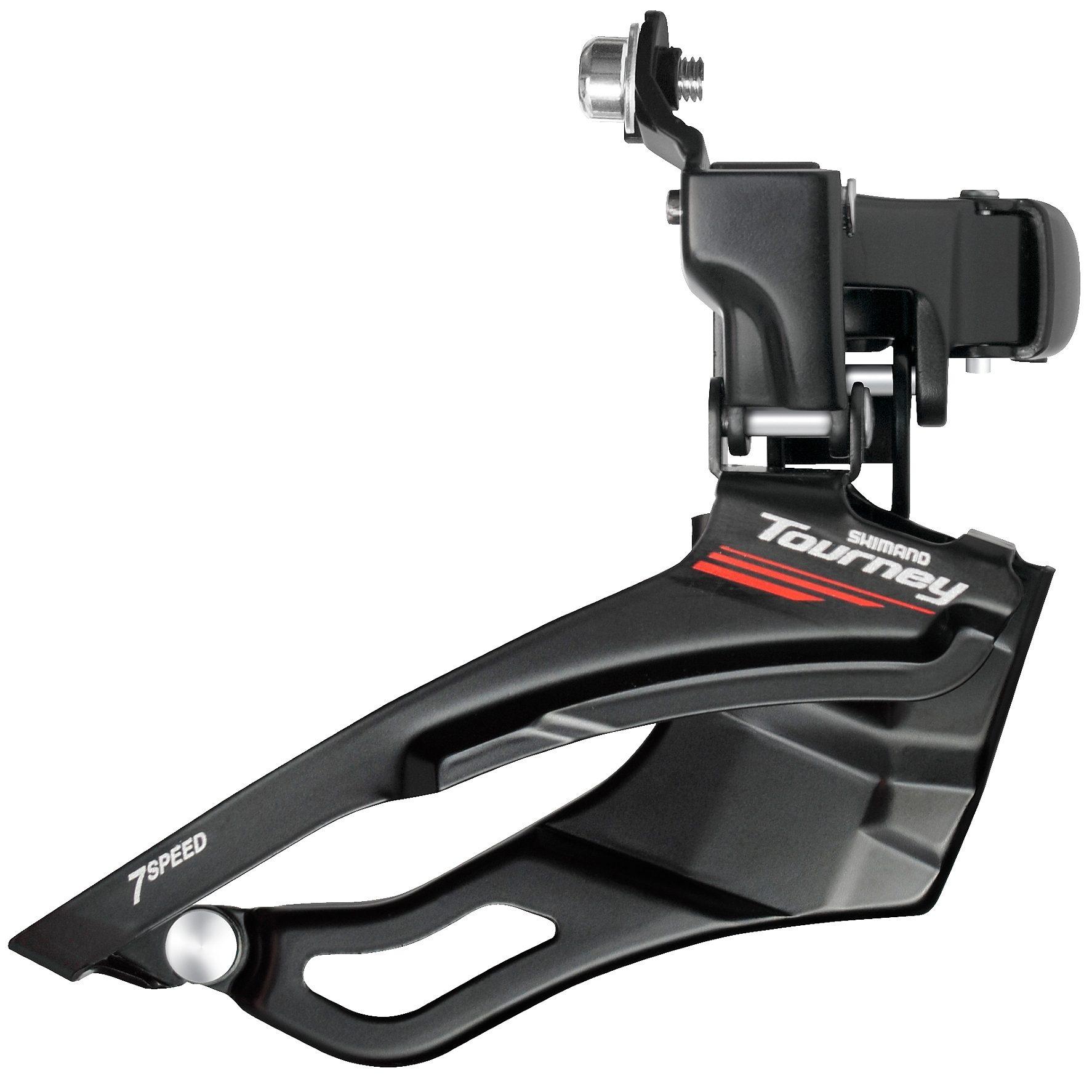 Shimano Schaltung »Tourney FD-A073 Umwerfer 3 x 7-fach«