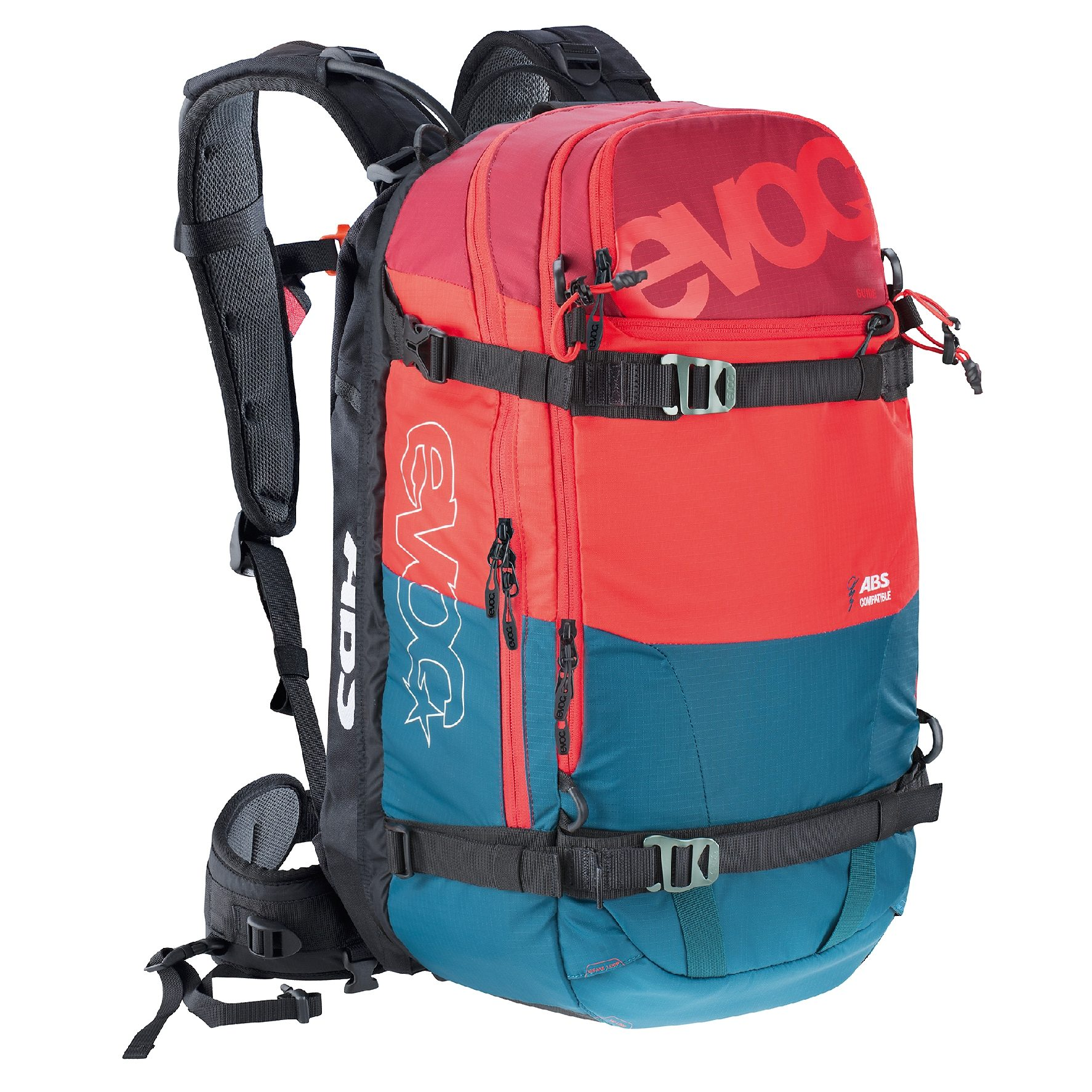 Evoc Lawinenrucksack »Zip-On ABS - Guide Team 30L«