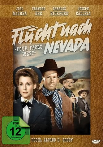 DVD »Flucht nach Nevada«