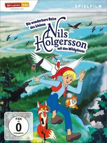 DVD »Die wunderbare Reise des kleinen Nils...«