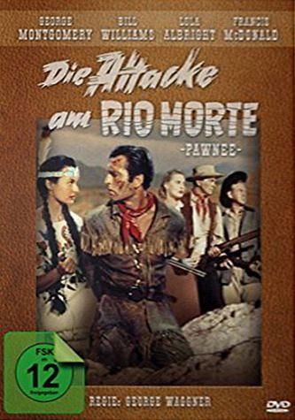 DVD »Die Attacke am Rio Morte«