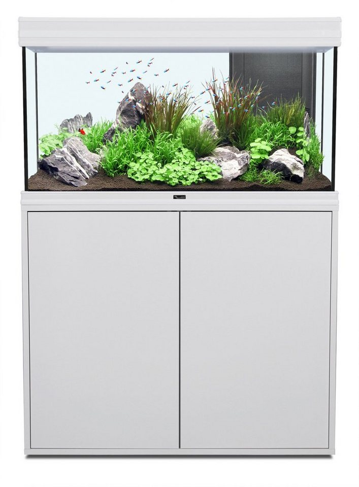 Aquarien-Set »Fusion 100 LED« in weiß