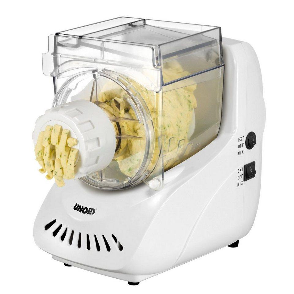 unold nudelmaschine nudelmeister 68801 pastamaker zur einfachen reinigung zerlegbar online. Black Bedroom Furniture Sets. Home Design Ideas