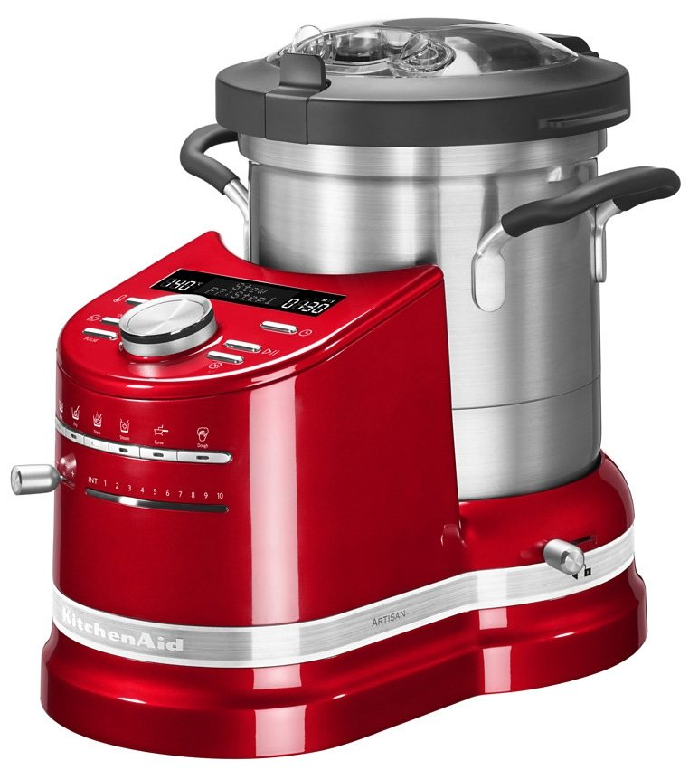 KitchenAid ARTISAN Cook Processor 5KCF0104EER, empire rot in empire rot