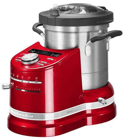 kitchenaid multikocher artisan cook processor 5kcf0104eer 1500 w 45 l schssel - Kitchenaid Kuchenmaschine Rot