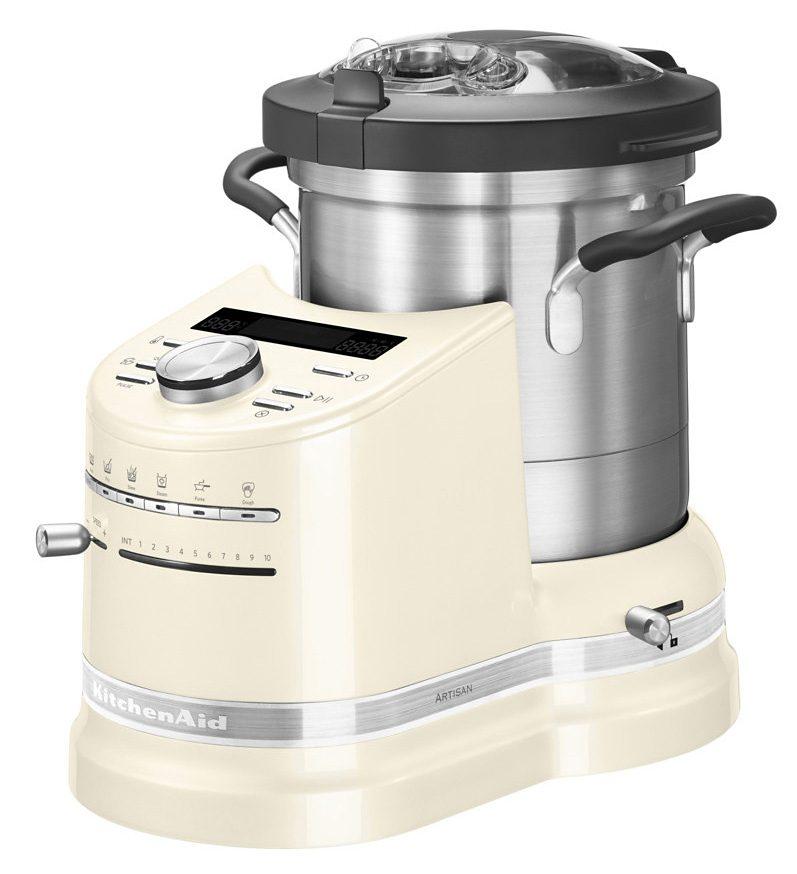 KitchenAid ARTISAN Cook Processor 5KCF0104EAC, crème