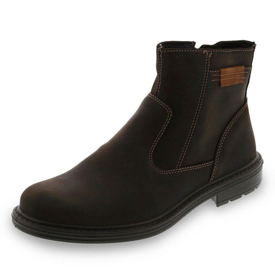 Jomos Air Comfort Jomos Boots in dunkelbraun