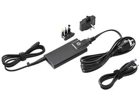 HP Netzteil »65W Slim mit USB-AC-Adapter«
