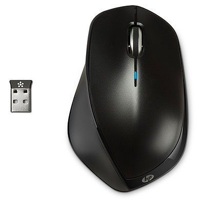 HP Maus »X4500 Wireless-Maus Schwarz«