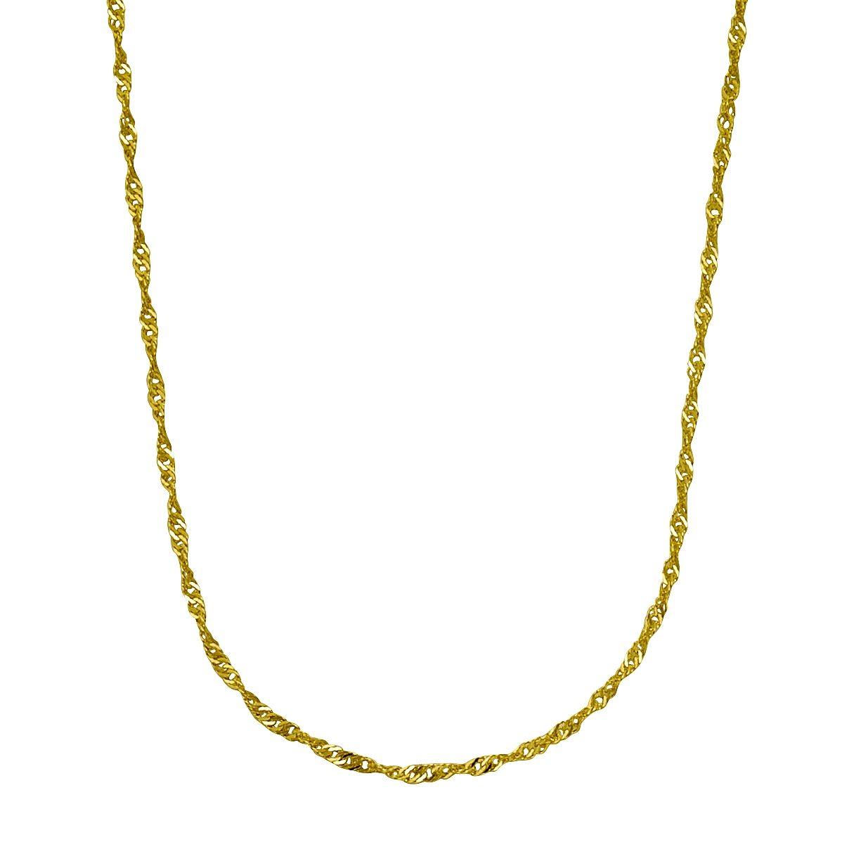 Fascination by Ellen K. Collierkette »333/- Gelbgold 42cm«