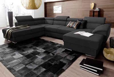115669508e6631 Wohnlandschaft online kaufen » Sofa in U-Form